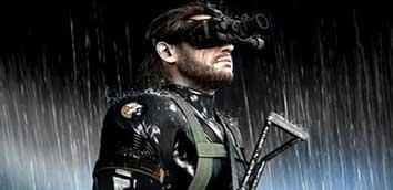 《合金装备5:原爆点》 全剧情流程视频攻略