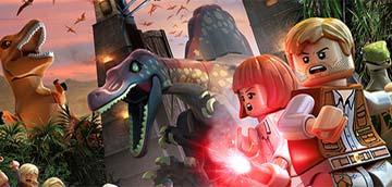 《乐高:侏罗纪世界》全流程解说视频攻略