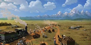 《铁路帝国》全流程视频攻略合辑