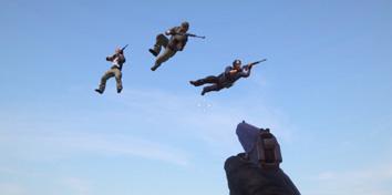 《自由人:游击战争》全剧情流程实况解说视频