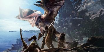 《怪物猎人世界》全任务攻略视频