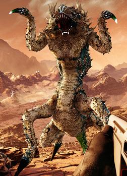《孤岛惊魂5》火星DLC困难难度流程视频攻略