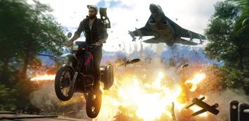 《正當防衛4》游戲視頻娛樂向解說合集