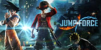 《Jump大乱斗》全流程视频解说攻略合集