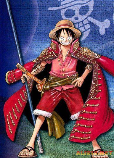 女帝代表中国 《海贼王》各人物代表不同国家