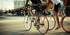 35人挤在一辆自行车上啥感觉?关于自行车那些冷知识