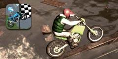 【每日一虐】《翻滚的摩托车》翻滚吧!装逼无极限!