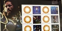 中国邮政发行《魔兽》电影官方珍藏版纪念邮票!