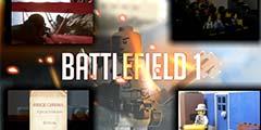 神还原:乐高版《战地1》预告带你走进一战战场