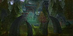 《魔兽世界》历代资料片 完整高清副本加载图-上篇