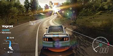 《极限竞速:地平线3》4K实机截图:超逼真画质炸裂