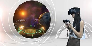 游侠《VR秀》:《太空琼斯VR》女主播化身双枪女侠