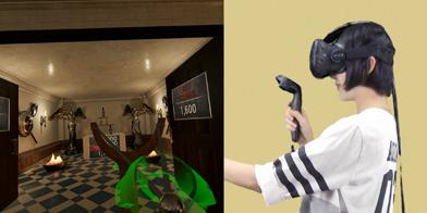 游侠《VR秀》:《花式弹弓》让女主播感叹腿长不方便