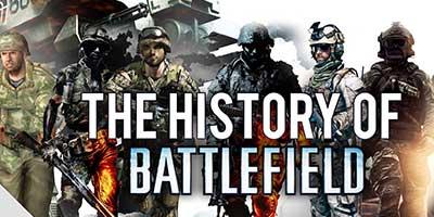 《战地》系列简史回顾:DICE的一场战争游戏革命!