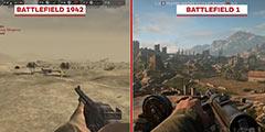 《战地1》与《战地1942》画面对比 见证14年的进步