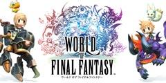 JRPG《最终幻想世界》曝开场15分钟演示!先睹为快!