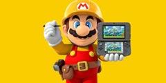 《超级马里奥制造》3DS版新预告片发布!其乐无穷!