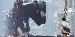PS4《最后的守护者》最新预告片:大鹫黑化反咬主角?