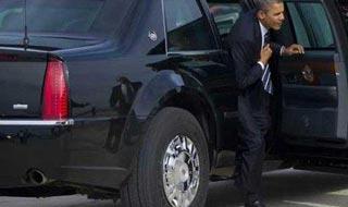 美国总统任期结束座驾竟然要销毁?只能擦不能坐!