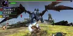 《怪物猎人XX》抢先试玩体验 和天彗龙的首次交锋!