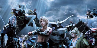 FF15前必备功课 《最终幻想》系列本传游戏回顾·下