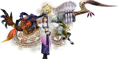 幻想的豪华盛宴 《最终幻想》系列全召唤兽盘点 上篇