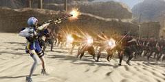 《无双全明星》发卖时间宣布 最新角色系统情报公开