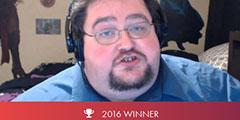 TGA2016:最佳游戏播客奖 这家伙和G胖是啥关系?