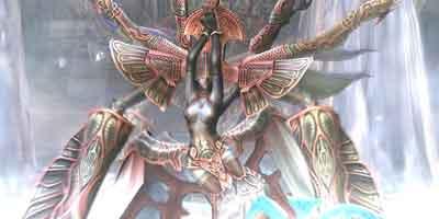 幻想的豪华盛宴 《最终幻想》系列全召唤兽盘点 下篇