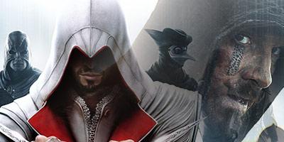 言之游理:从《刺客信条》谈起 游戏距艺术还有多远?
