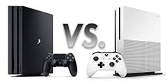 Xbox/PS4十二月销量数据公布 索尼凭PS4 Pro险胜!