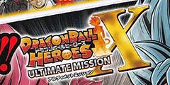 3DS卡牌游戏新作《龙珠英雄:终极任务X》震撼公布