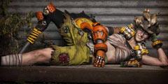 《守望先锋》美女玩家自毁颜值 狂鼠COS获官推转发!