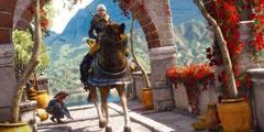 网友自制精美《巫师3:狂猎》截图 每一帧都是风景!