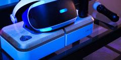 VR设备支架VR Dock开启众筹!这个逼格你给几分?