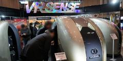 光荣大型VR设备VR SENSE体验报告!心脏还是PSVR