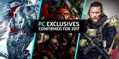 主机党羡慕不来的!盘点2017年PC独占游戏大作