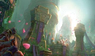 《魔兽编年史》第二卷高清插图 极致精美仿若身临其境