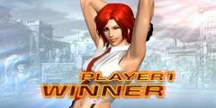 《拳皇14》温妮莎游戏演示 猛男罗蒙也难敌人妻御姐