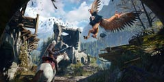 《巫师3:狂猎》年度版Steam半价促销 限时史底价!