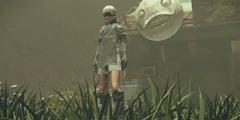 《尼尔:机械纪元》首个DLC正式公布 小姐姐换上夏装