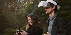 大疆VR飞行眼镜正式开卖,2999元买到沉浸式无人机体验
