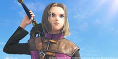 RPG《勇者斗恶龙11》已霸占日亚销量榜冠军一个月!