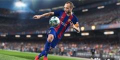 《实况足球2018》曝发售日 封面及首批游戏细节公布