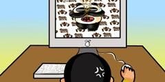 """历史上最负盛名的电脑病毒 还记得""""熊猫烧香""""吗?"""