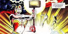 """16个《神奇女侠》冷知识 """"雷神之锤""""女性持有者?"""