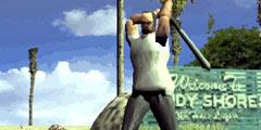 1998年版《GTA5》太鬼畜 满屏狗牙老崔依旧很暴力!
