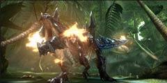 《怪物猎人XX》Switch/3DS版画面对比图 差距明显
