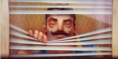《你好邻居》8月29日发售 潜入邻居堡垒公布变态秘密