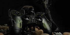 超强异形主题PS4手柄制作过程放出 展现惊艳效果!